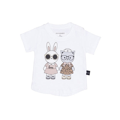 Friends T-Shirt White