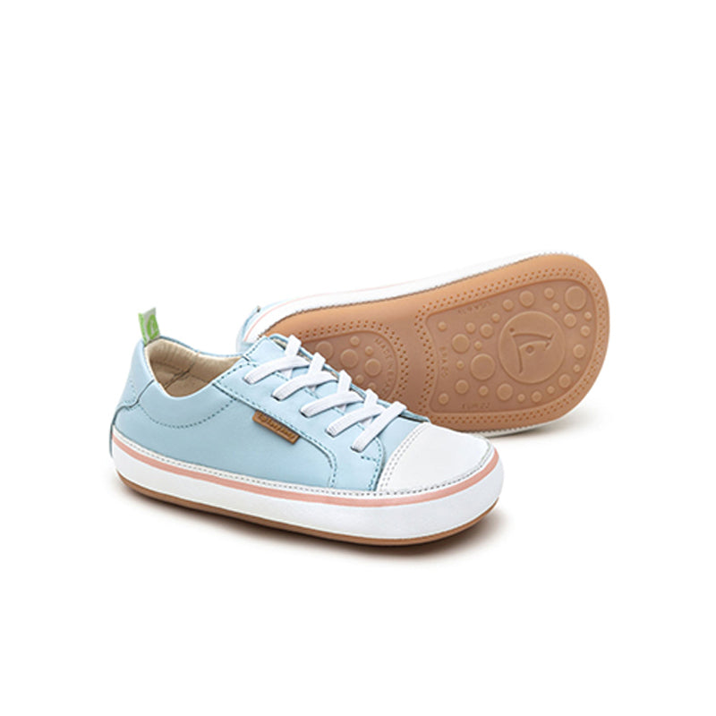 Funky Baby Shoe Baby Blue