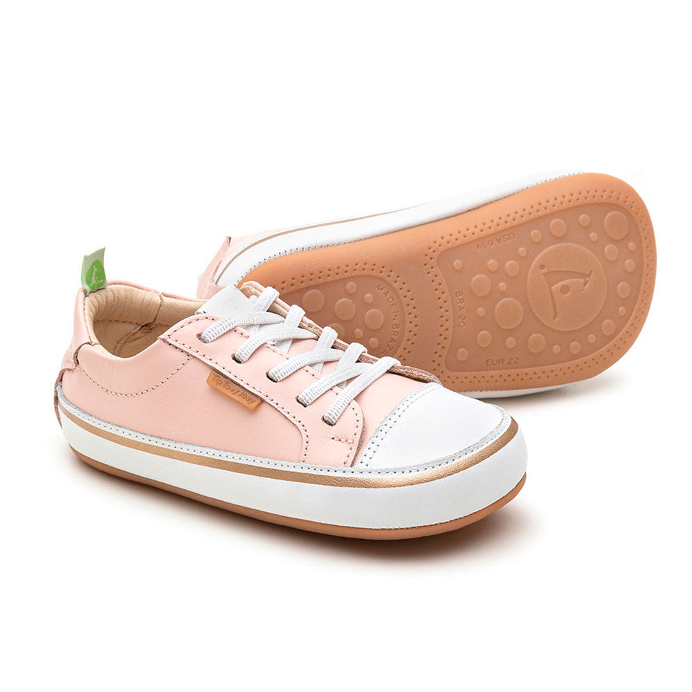 Funky Baby Shoe Cotton Candy/White