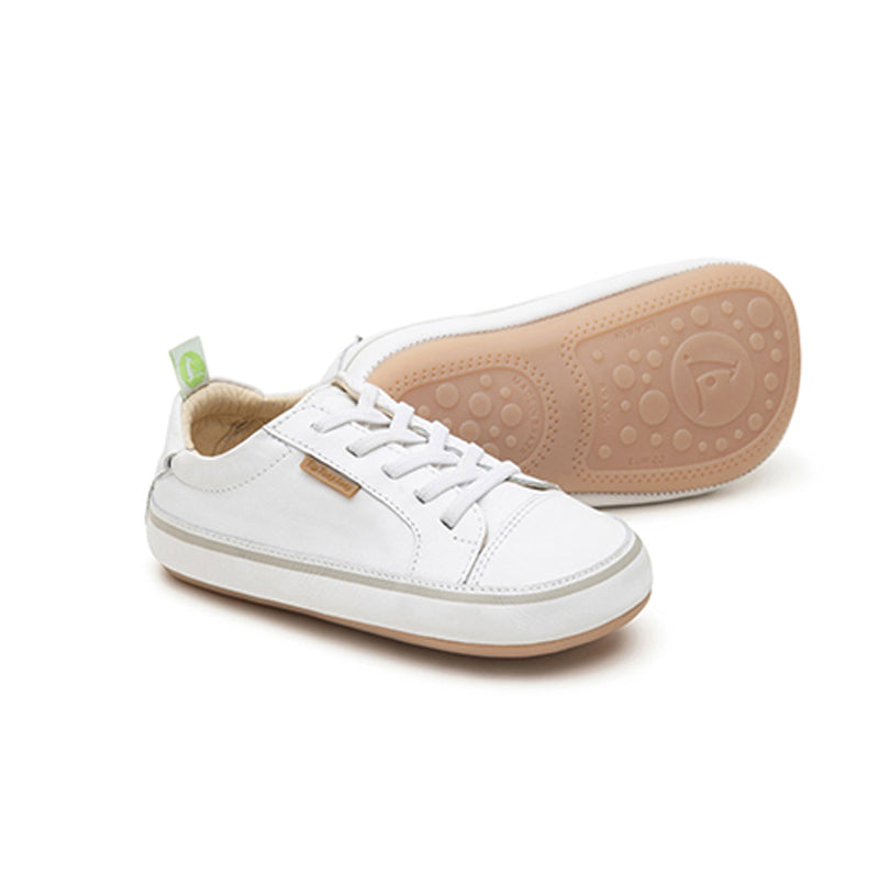 Funky Baby Shoe White