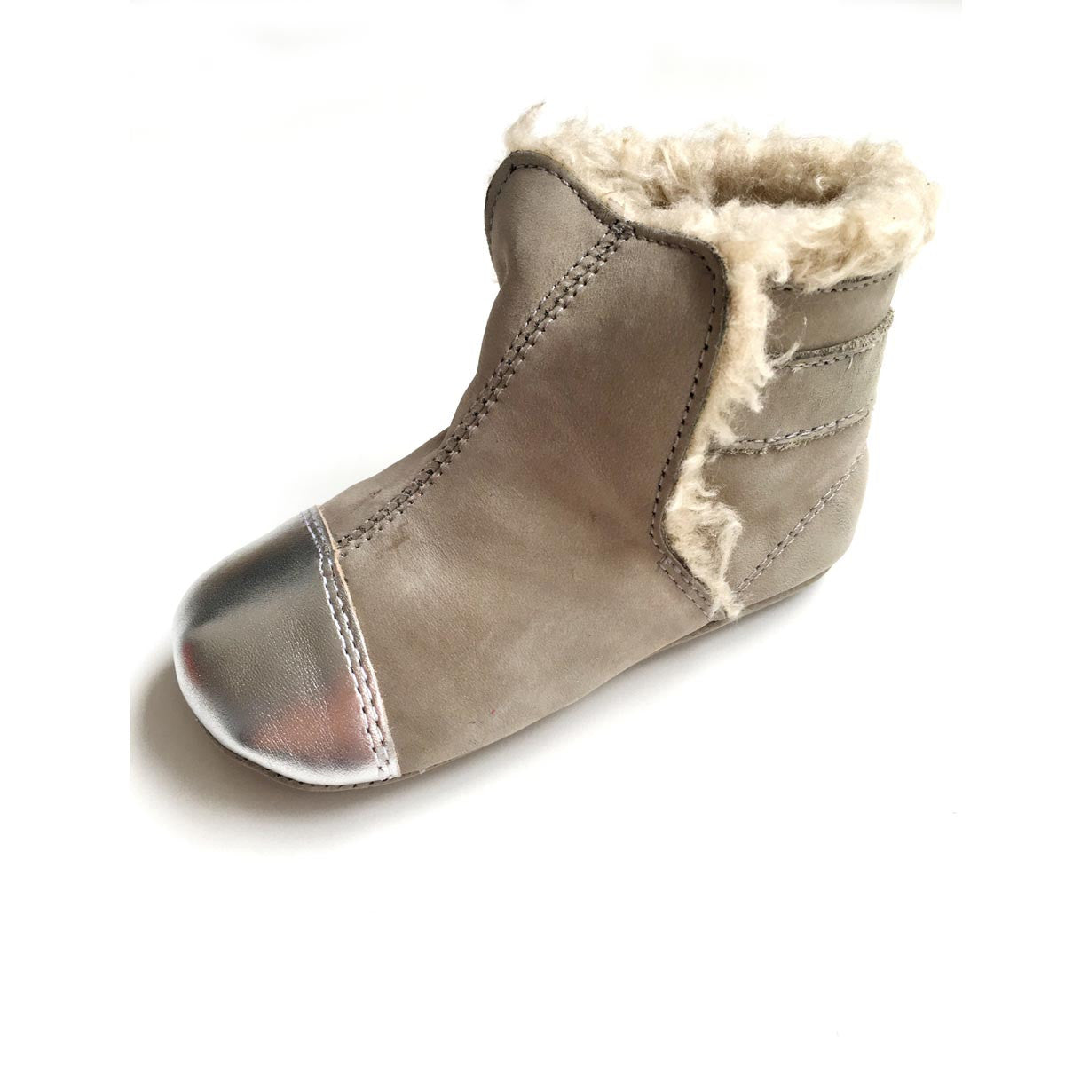 Gatsby Boot Elephant Grey