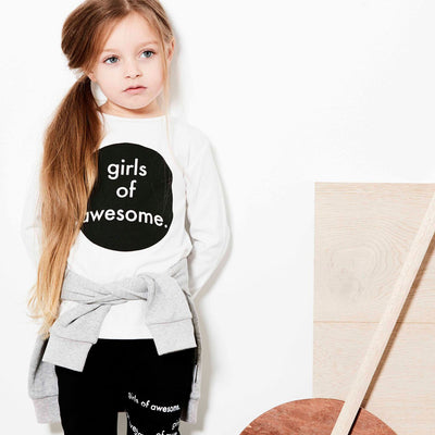 Girls of Awesome Tee
