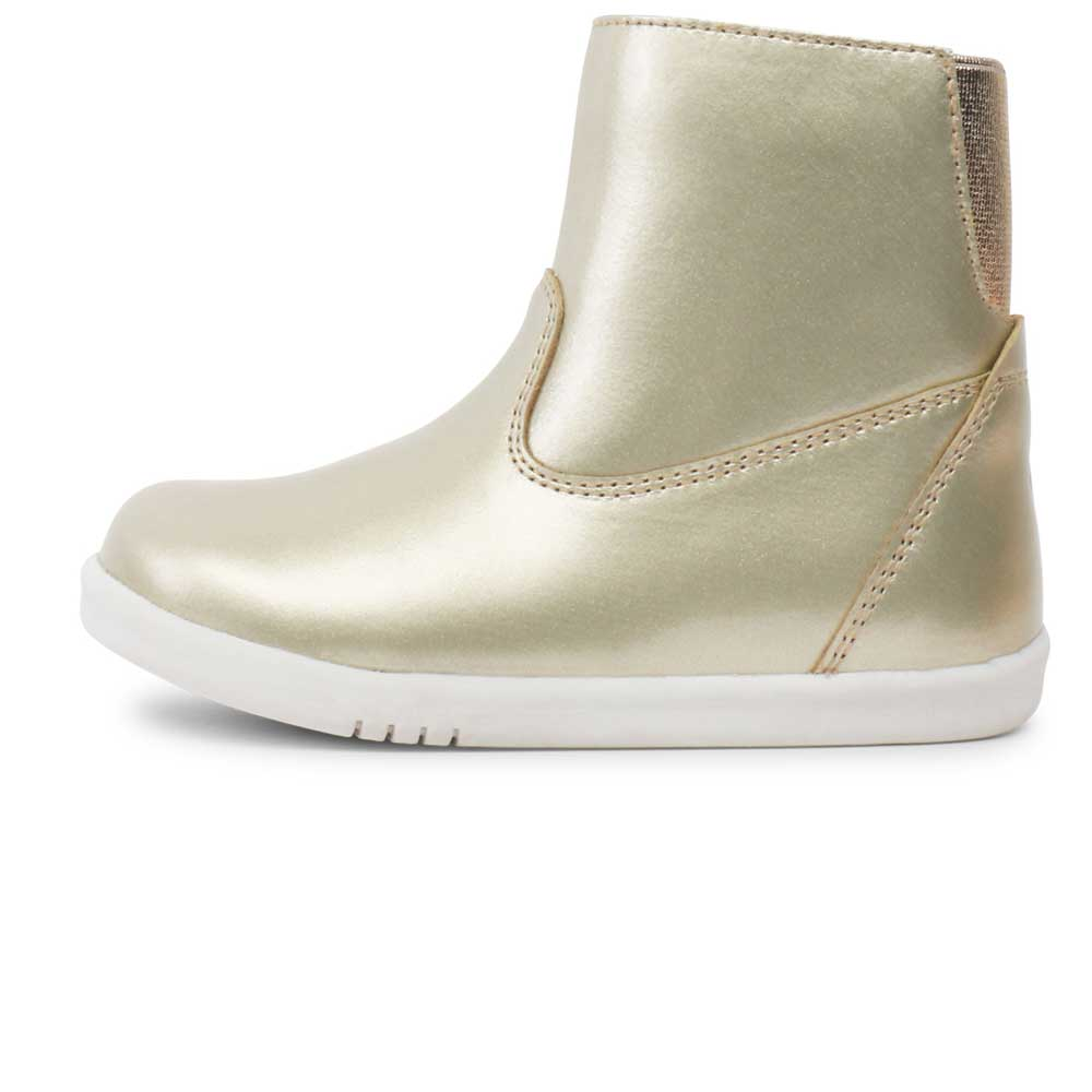 Paddington Waterproof Boot Gold
