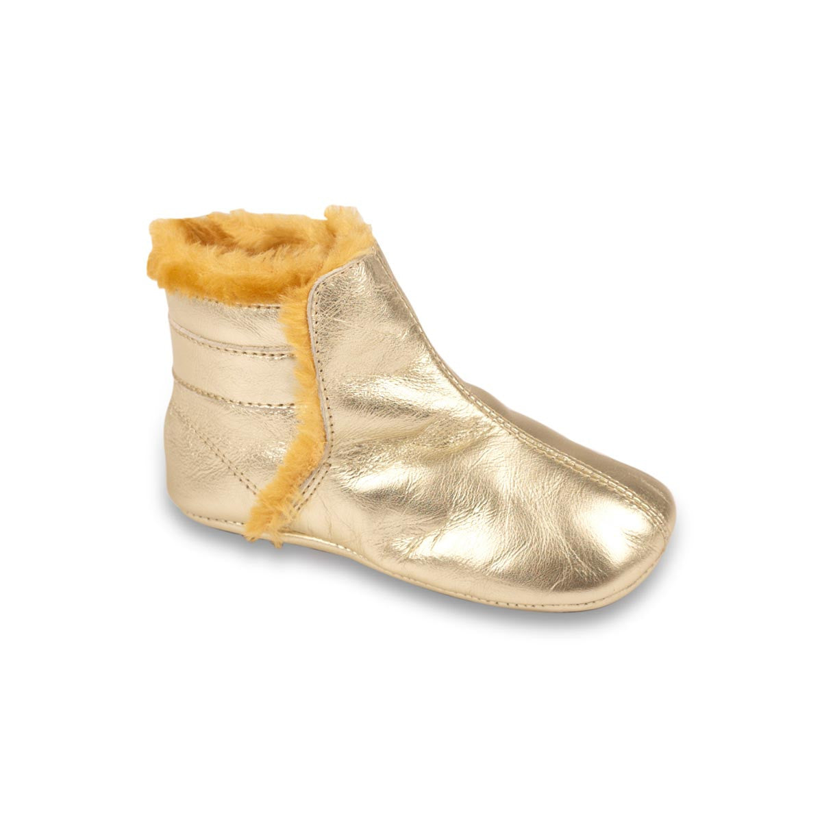 Polar Boot Gold