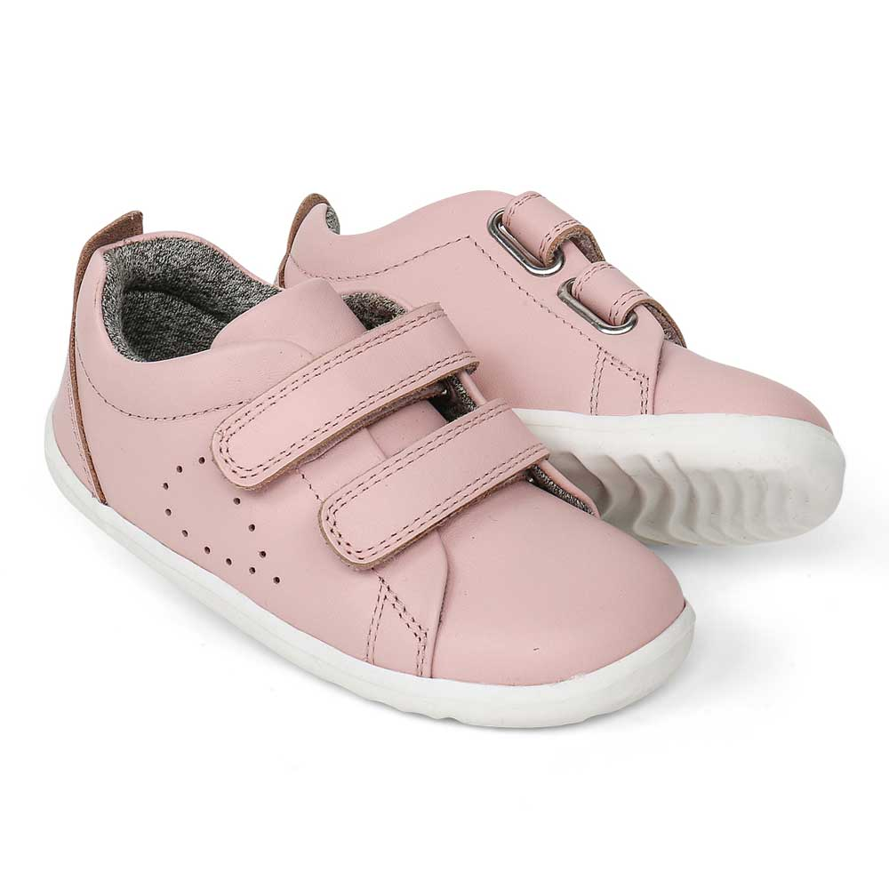 Step Up Grasscourt Sneaker Seashell Pink