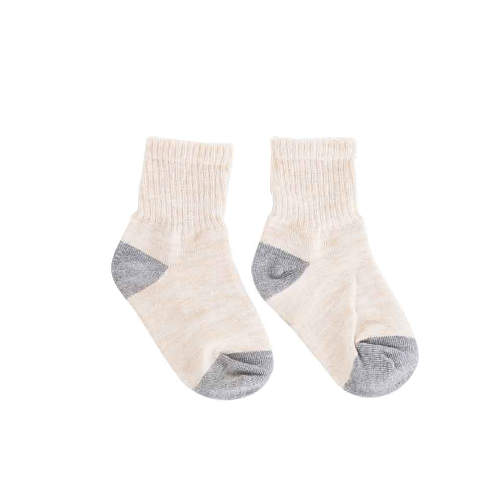 Play Socks Grey