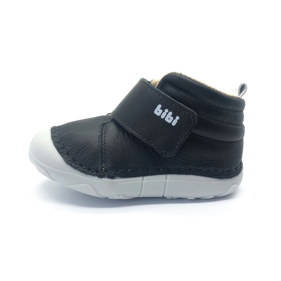 Grow Toddler Shoe Black