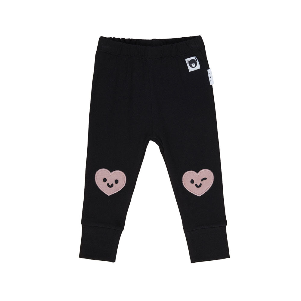 Heart Knee Legging