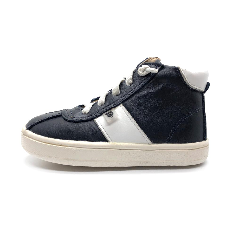 High Spots Sneaker Navy/Snow
