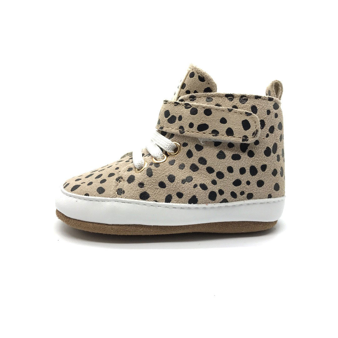 Pretty Brave Baby Hi Top Winter Spots