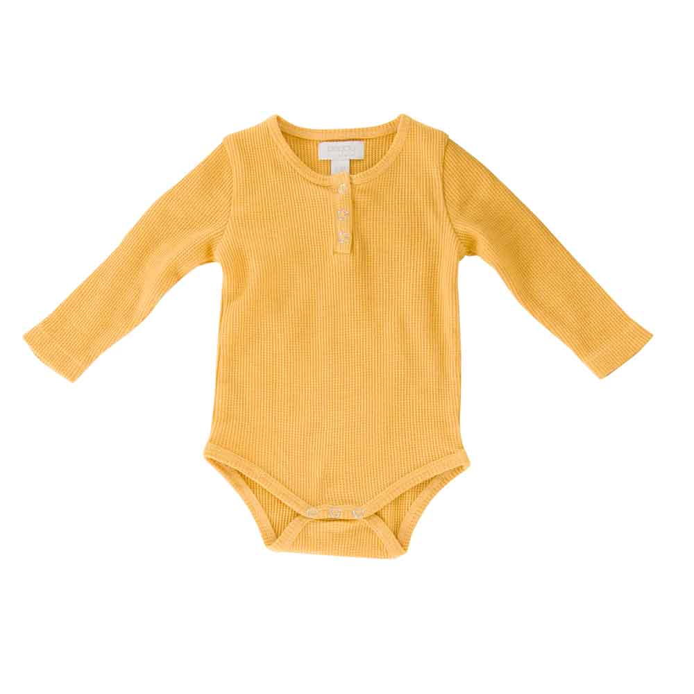 Jan Bodysuit Golden Apricot