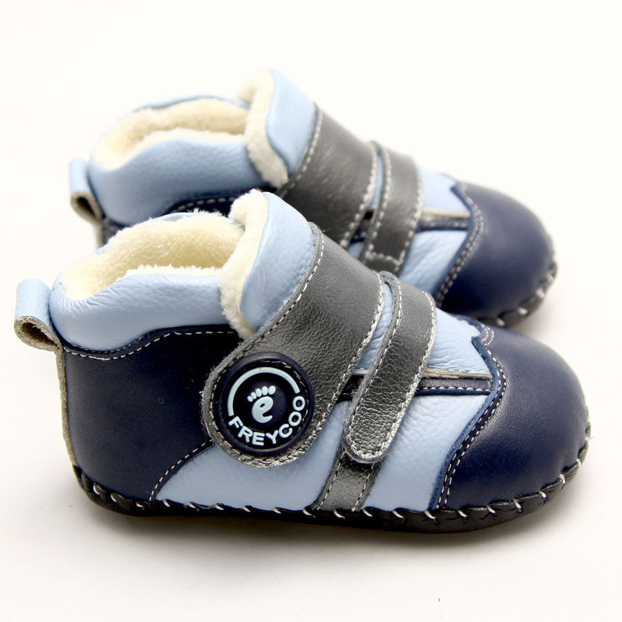 Jasper Soft Sole Boots Blue