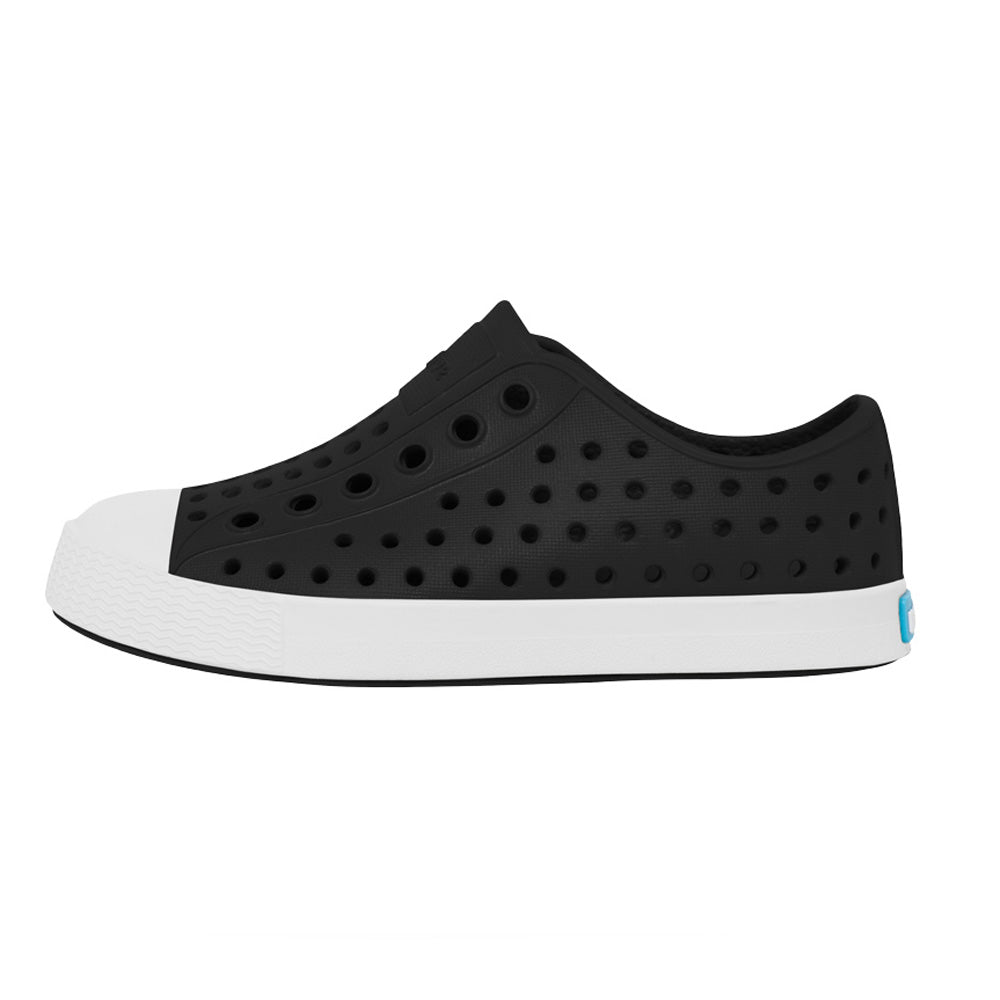 Jefferson Child Jiffy Black/ Shell White