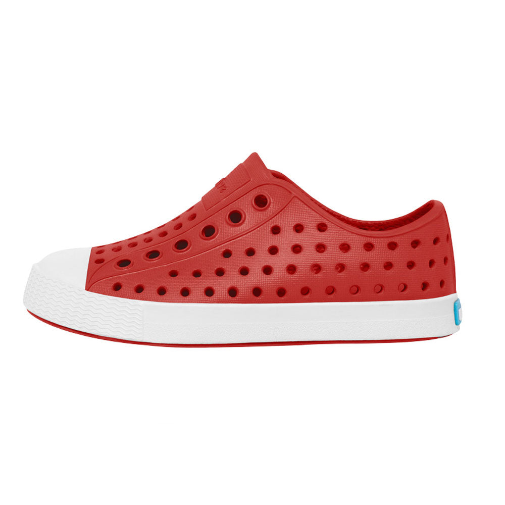 Jefferson Shoe Torch Red/Shell White
