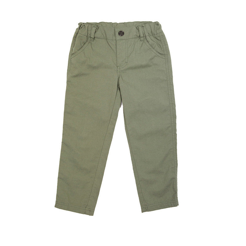 Junior Boys Khaki Chino