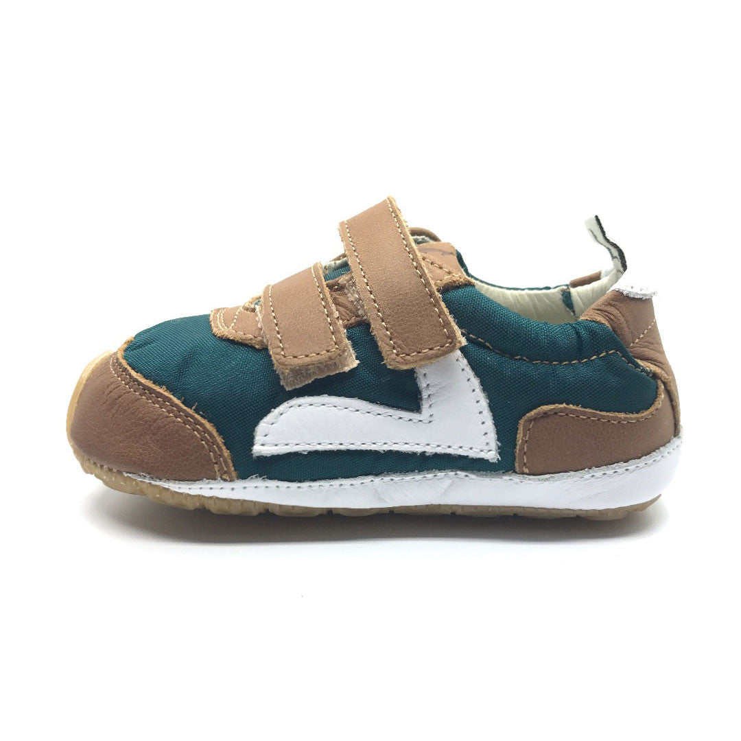 Jumpy Baby Shoe Palm/Whisky