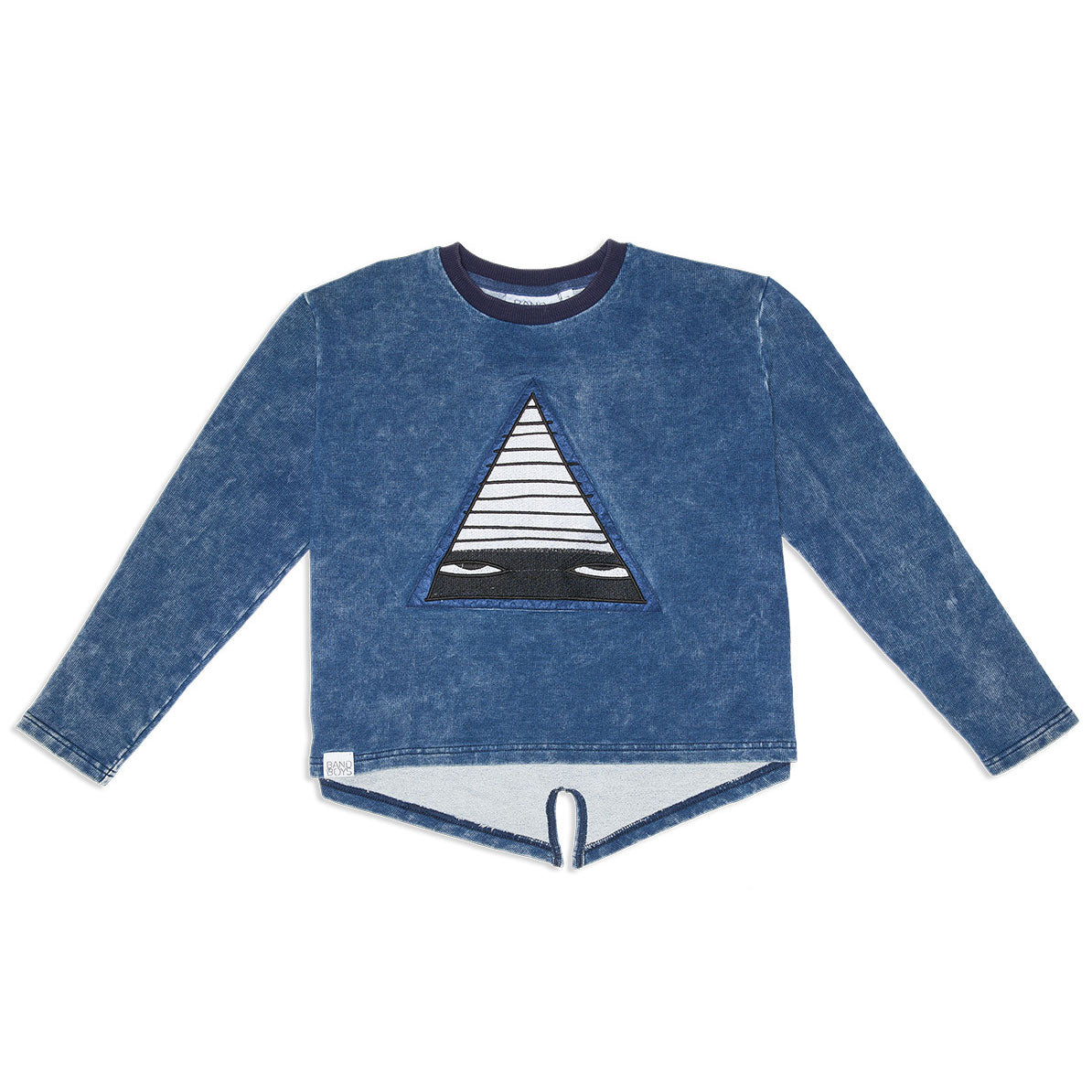 Just a Triangle Patch Jumper