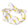 Kapow Banana Party Headband 0-12m