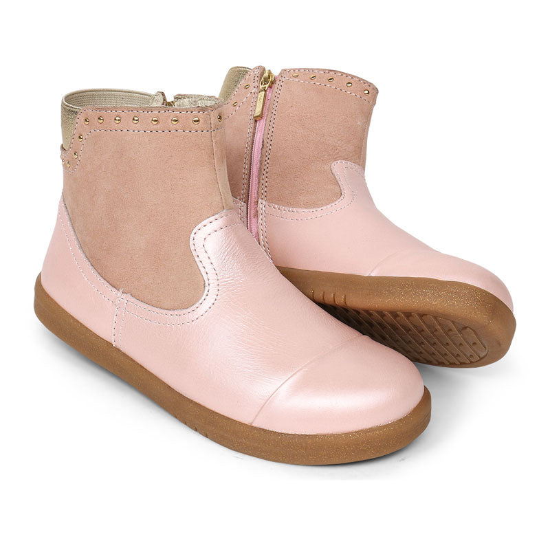Kids Belle Girls Boot Seashell Shimmer