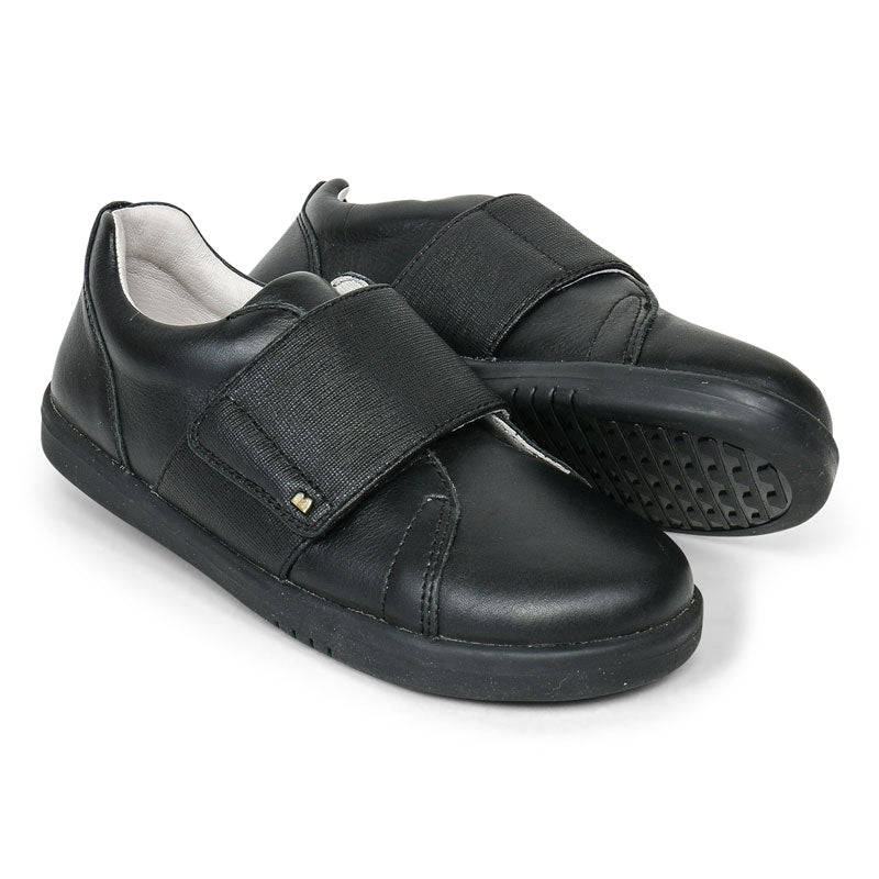 Kids Boston Trainer Black