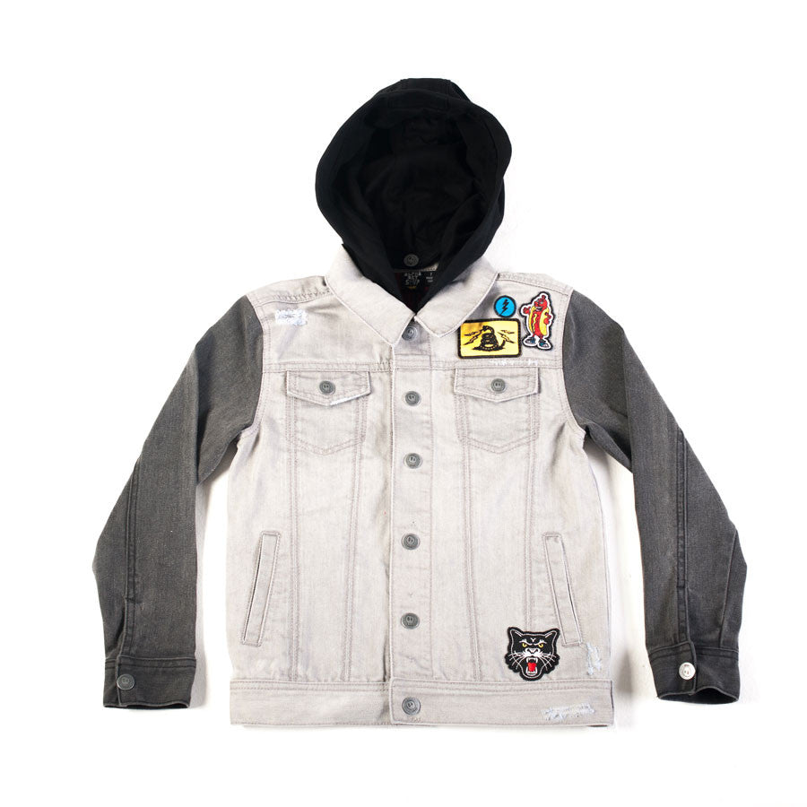 Little Ripper Boys Jacket