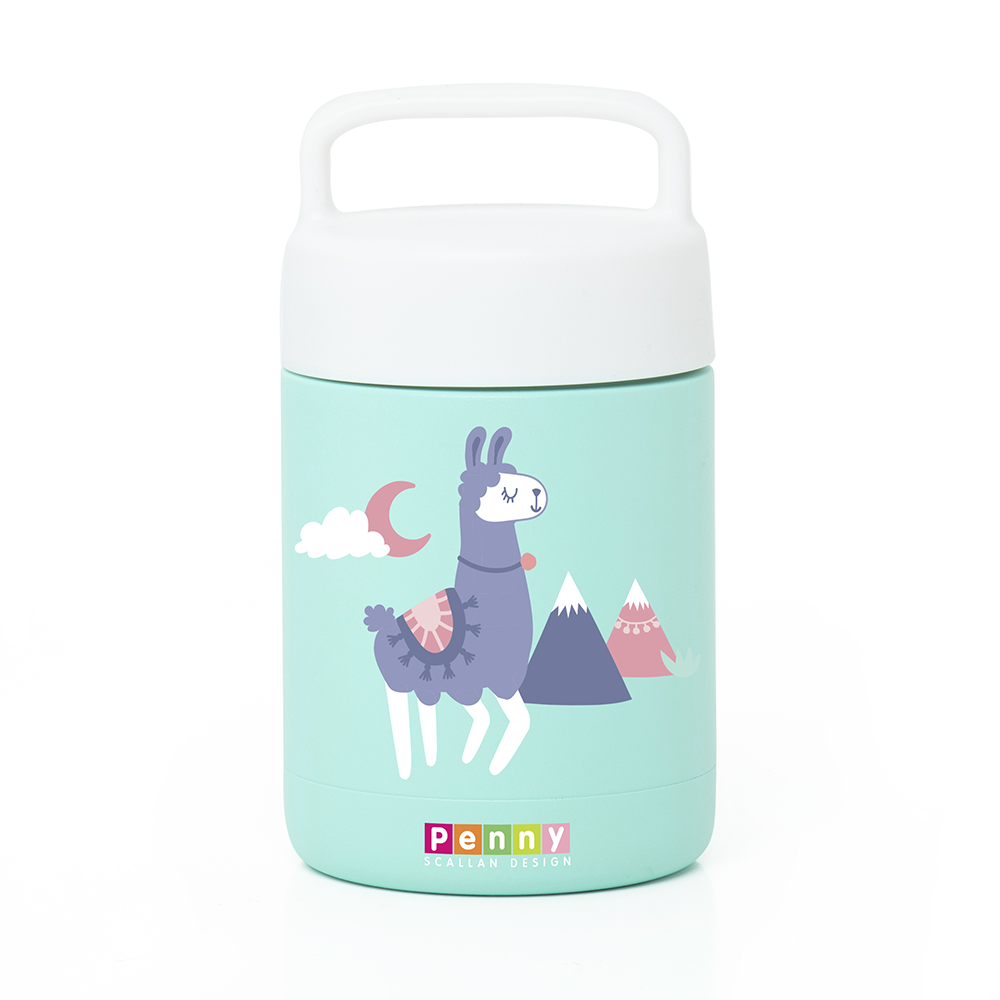Loopy Llama Thermal Flask
