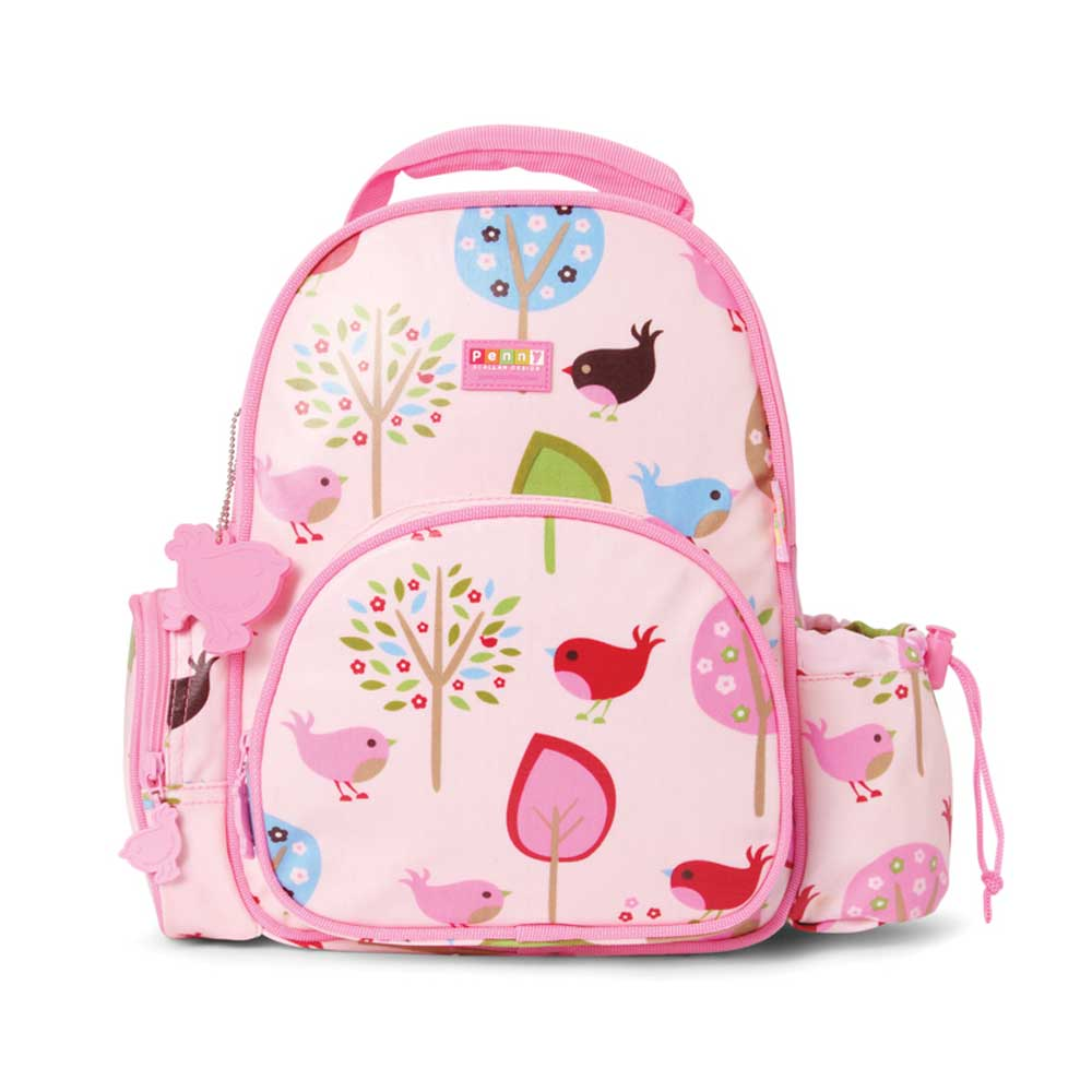 Chirpy Bird Backpack Medium