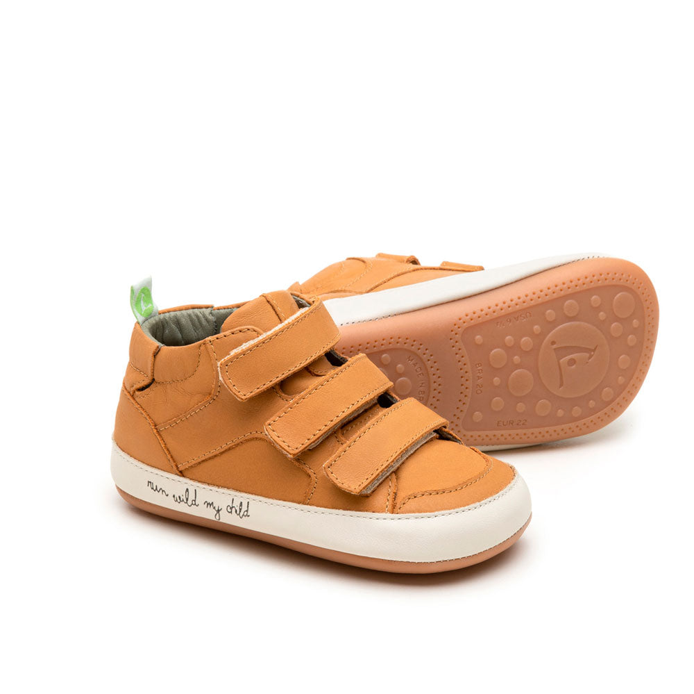 Metropoly toddler High Top Hay