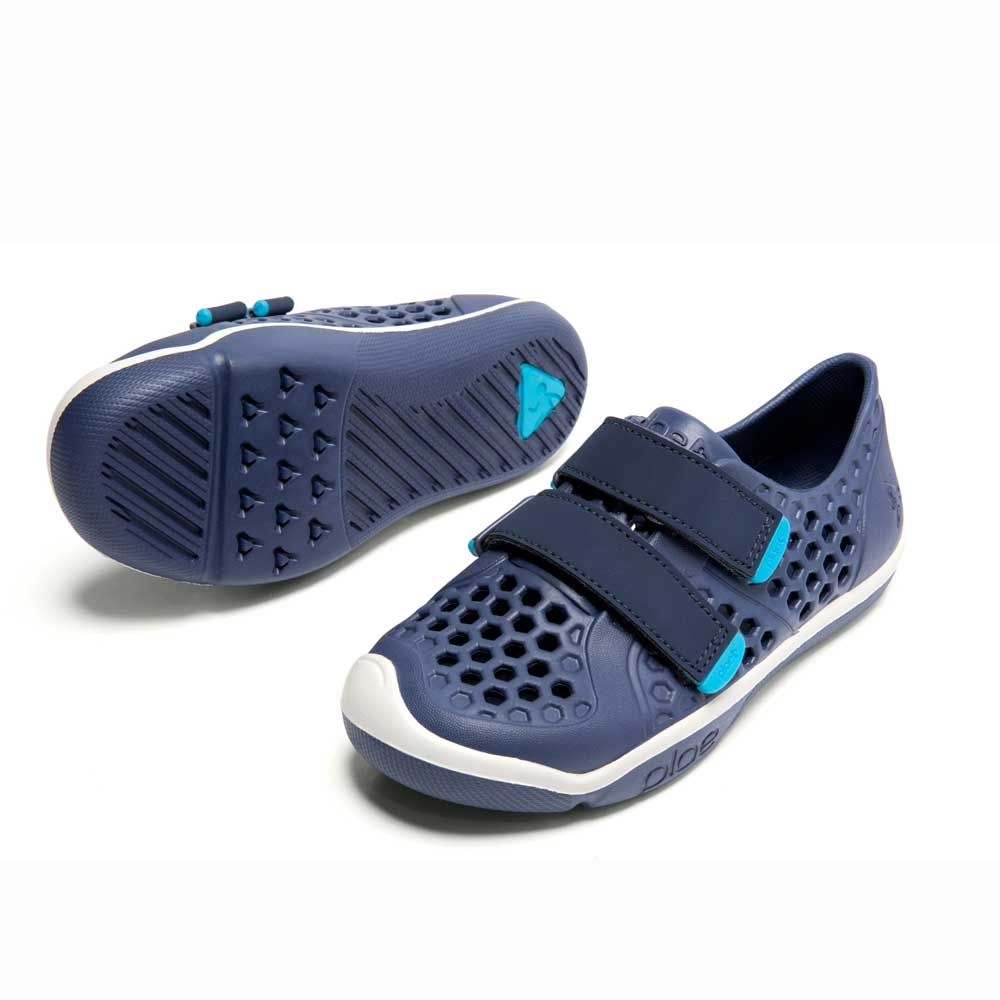 Mimo Waterproof Shoe Navy Blue