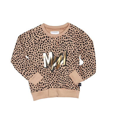 Mini Leopard Sweatshirt