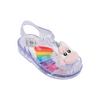 Possession Clear Translucent Unicorn Sandal