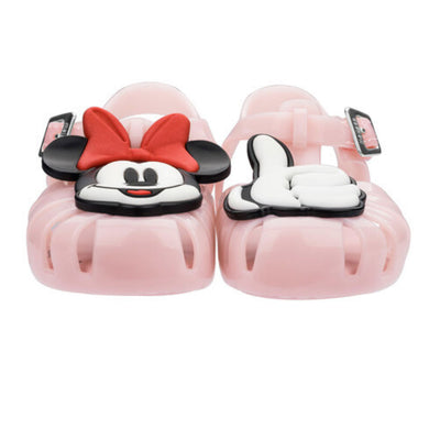 Disney Aranha Minnie Sandal light pink gloss