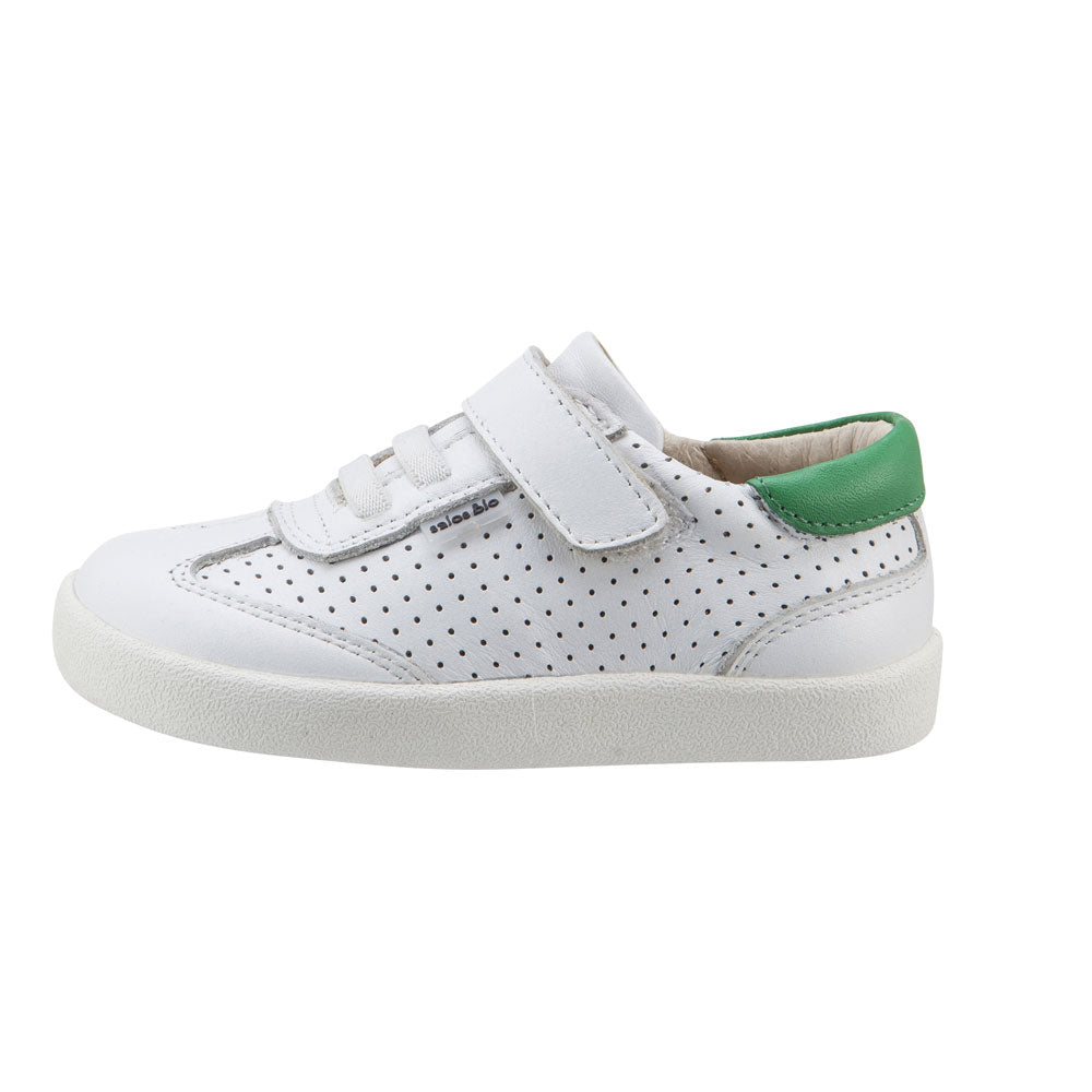 Mr Lee Toddler Shoe Snow/Green