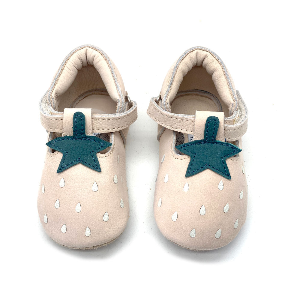 Nanoe Baby Shoes Strawberry