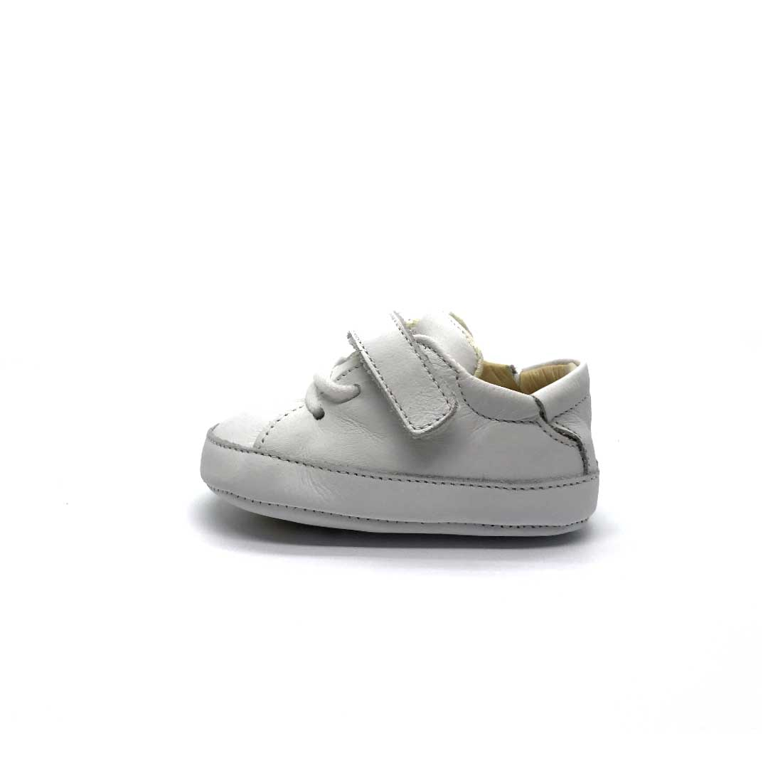 Newborn Light Baby Shoes White