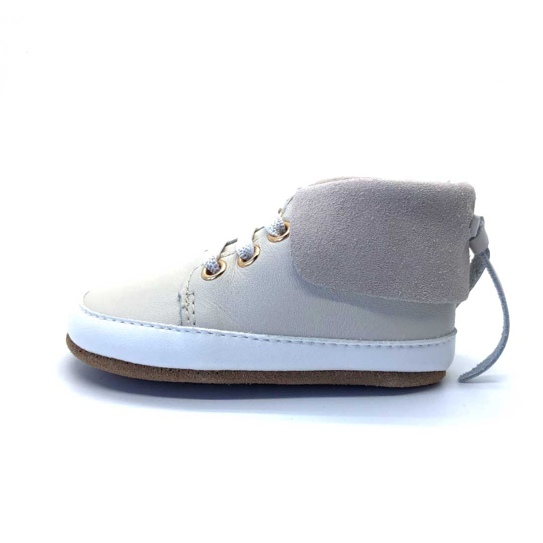 Nordic Baby Shoe Cloudy Grey