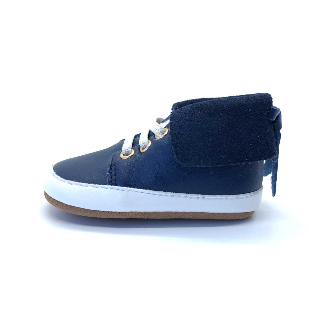 Nordic Baby Shoe Midnight Blue