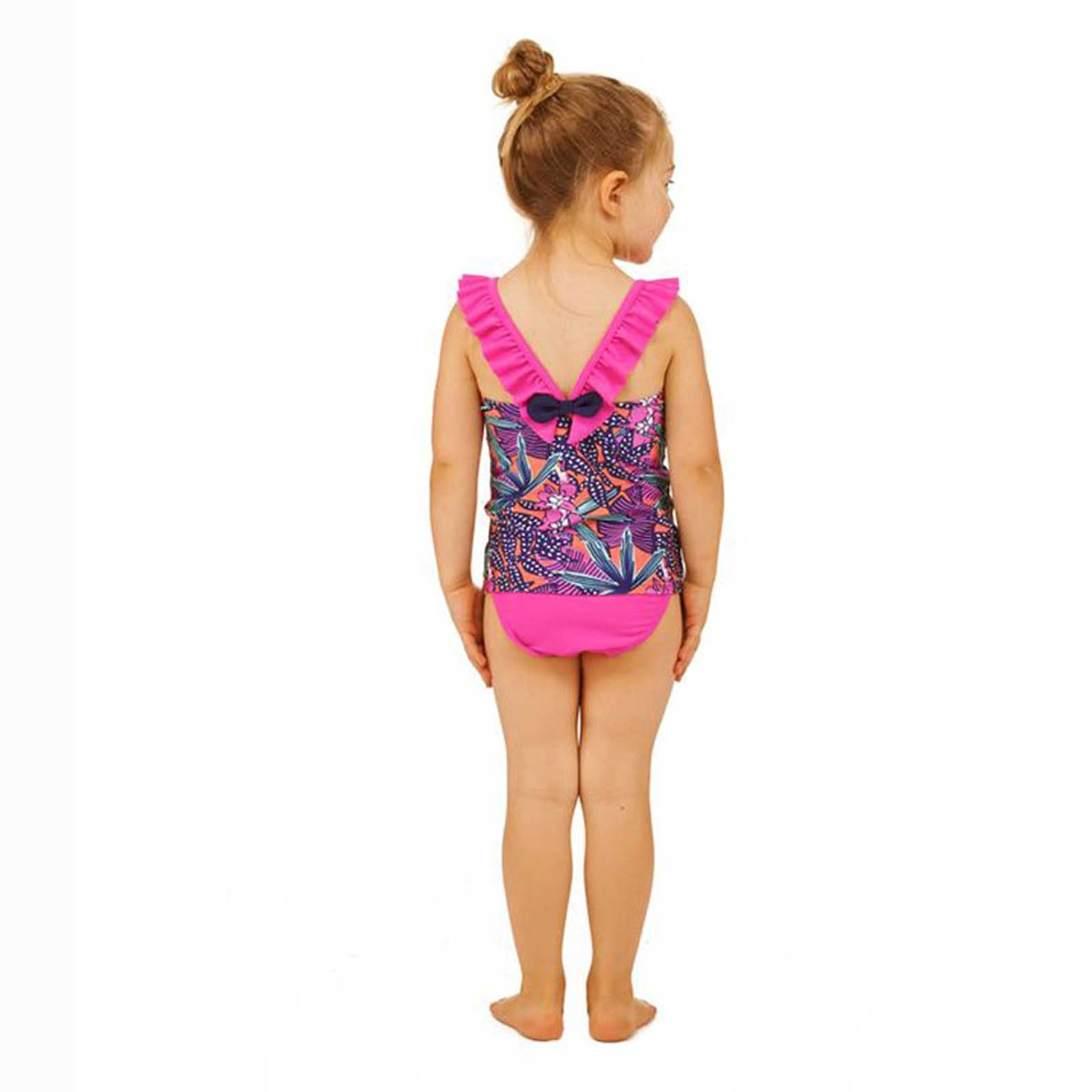 Kids Pacific Tankini Set