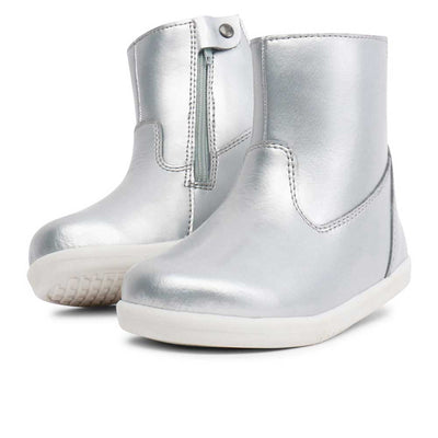 Paddington Waterproof Boot Silver
