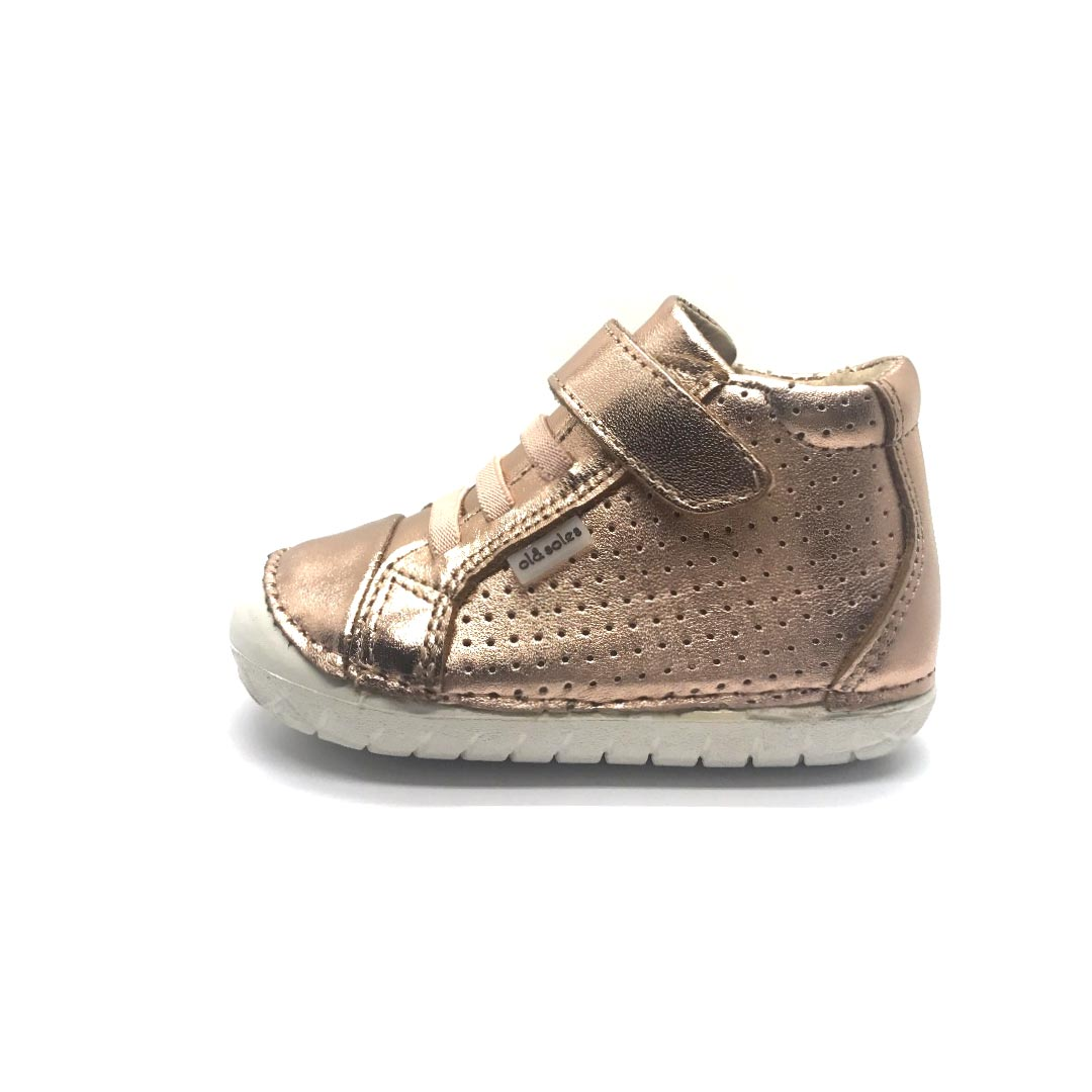 Pave Cheer high top copper
