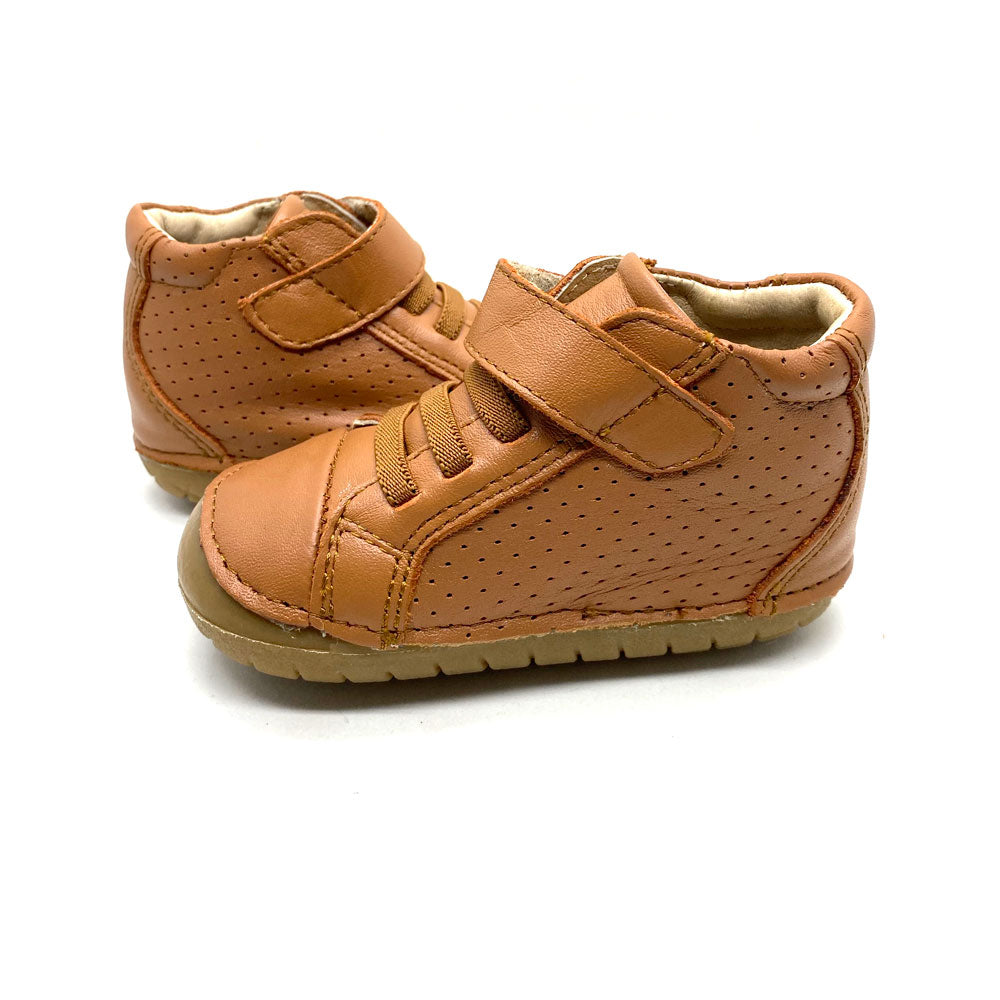 Pave Cheer high Top Tan