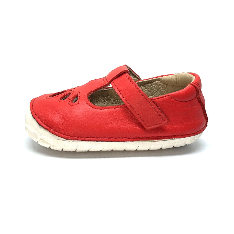 Pave Petal toddler Shoe Red
