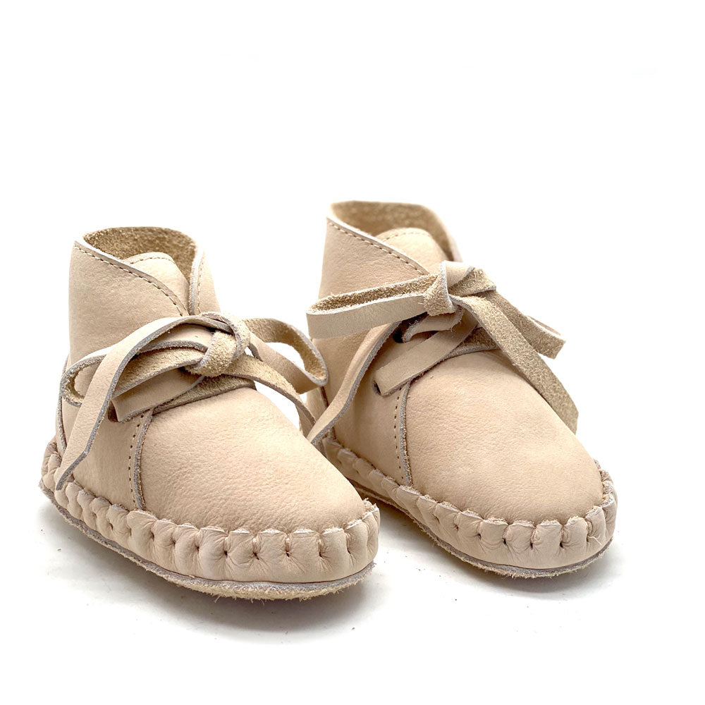 Pina Baby Boot Powder Pink Nubuck