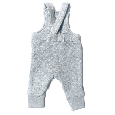 Quilted Baby Overall