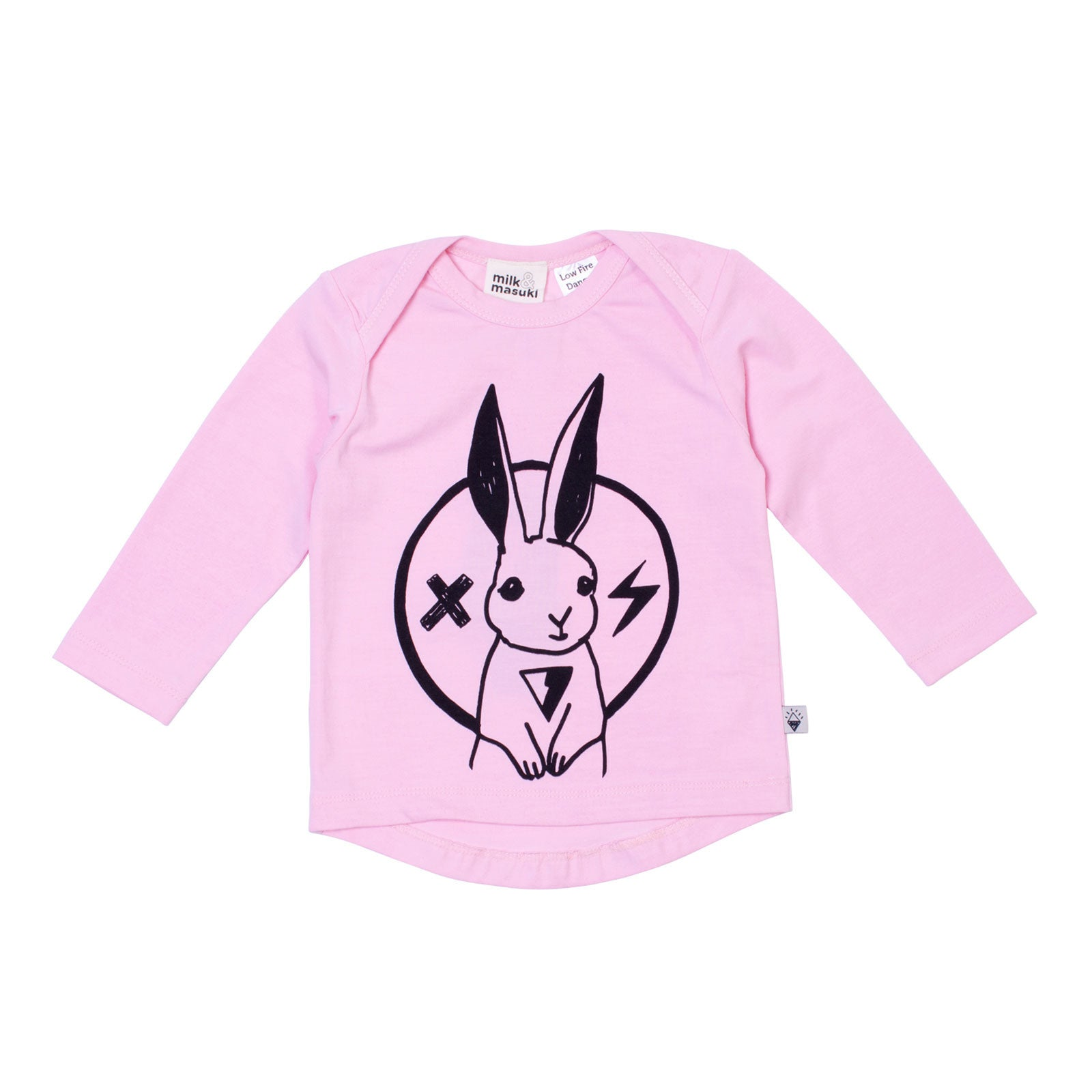 Rabbit Rockstar Long Sleeve Tee