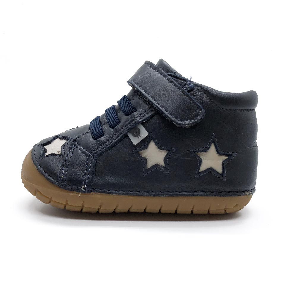 Reach Pave High Top Navy/Gris