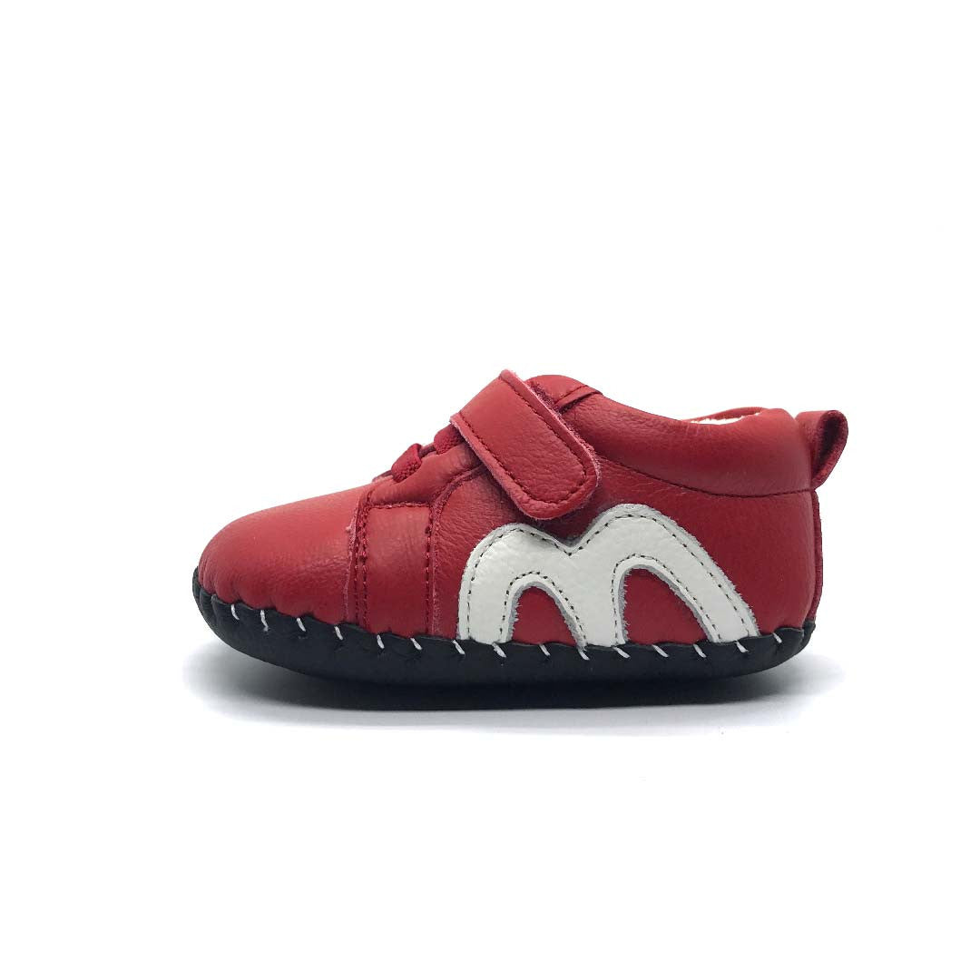 Ashton Baby Shoe Red