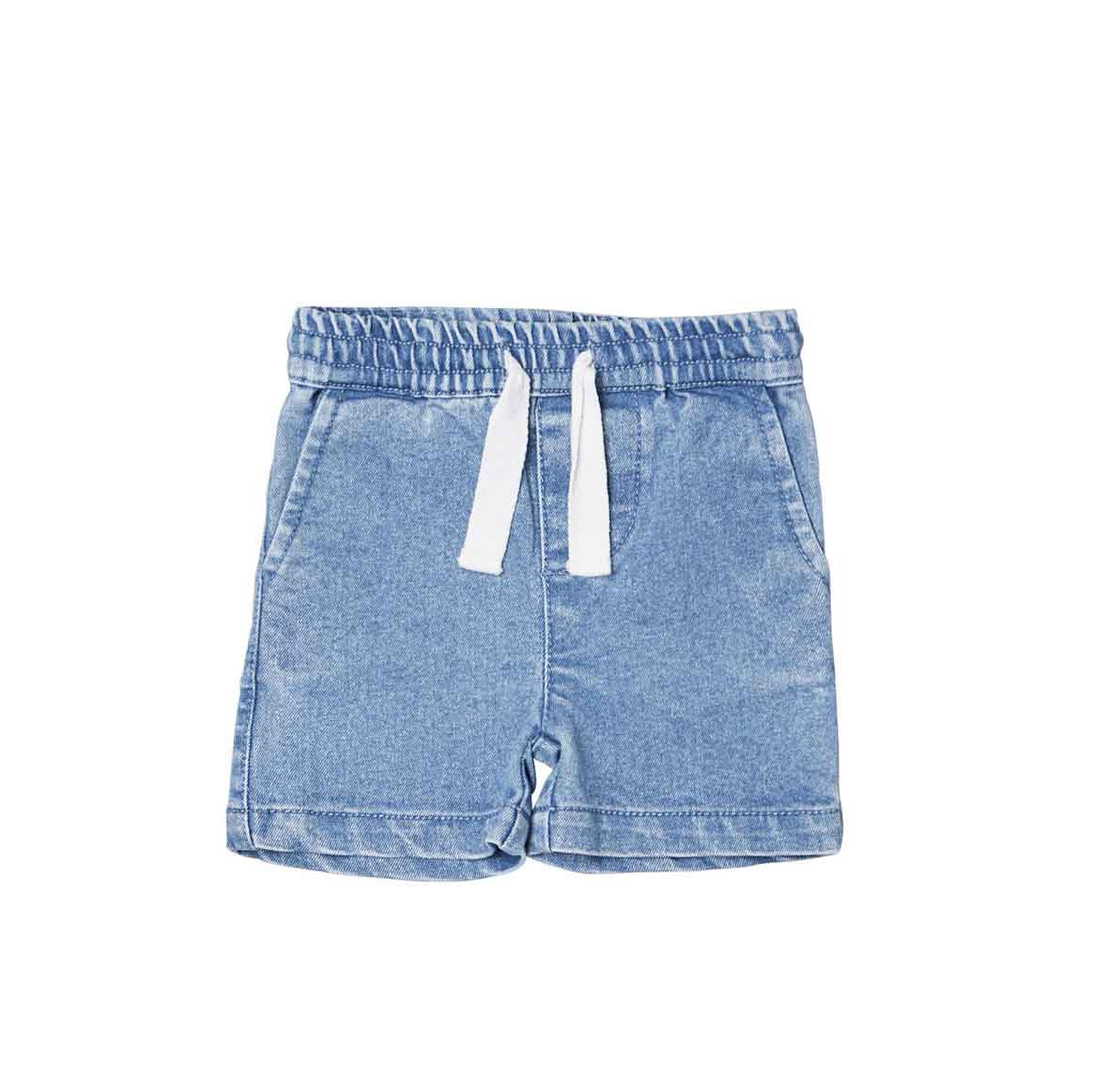 Denim Relaxed Short