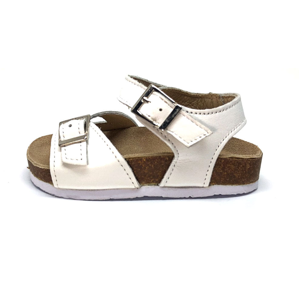Retreat Toddler Sandal White