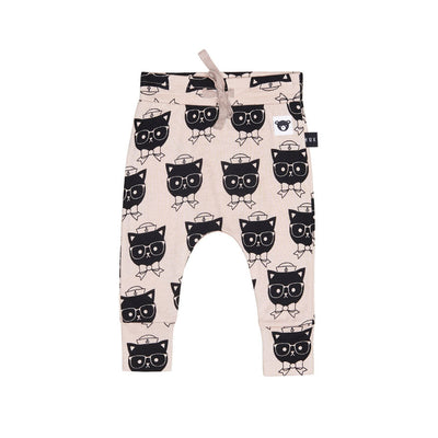 Sailor Cat Drop Crotch Pants Rose